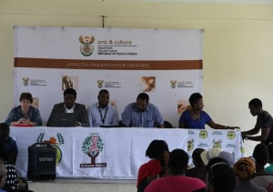 Youth of uMfolozi Encouraged to Be Entrepreneurs